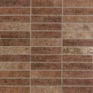 Elios Ceramica Earth 0210220_EarthMos.2,5X10Sanp. , Public spaces, Bathroom, Kitchen, Stone effect effect, Provence style style, Antique style style, Unglazed porcelain stoneware, Glazed porcelain stoneware, wall, floor, non-rectified edge, Matte surface