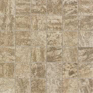 Elios Ceramica Earth 0210540_EarthMos.5X5Beige , Public spaces, Bathroom, Kitchen, Stone effect effect, Provence style style, Antique style style, Unglazed porcelain stoneware, Glazed porcelain stoneware, wall, floor, non-rectified edge, Matte surface