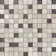 Elios Ceramica Earth 0212205_EarthMos.2,5X2,5Col.Freddi , Public spaces, Bathroom, Kitchen, Stone effect effect, Provence style style, Antique style style, Unglazed porcelain stoneware, Glazed porcelain stoneware, wall, floor, non-rectified edge, Matte surface