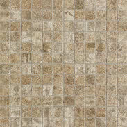 Elios Ceramica Earth 0212240_EarthMos.2,5X2,5Beige , Public spaces, Bathroom, Kitchen, Stone effect effect, Provence style style, Antique style style, Unglazed porcelain stoneware, Glazed porcelain stoneware, wall, floor, non-rectified edge, Matte surface