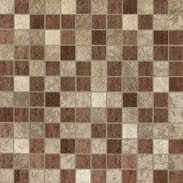 Elios Ceramica Earth 0212255_EarthMos.2,5X2,5Col.Caldi , Public spaces, Bathroom, Kitchen, Stone effect effect, Provence style style, Antique style style, Unglazed porcelain stoneware, Glazed porcelain stoneware, wall, floor, non-rectified edge, Matte surface