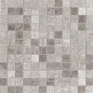 Elios Ceramica Earth 0212275_EarthMos.2,5X2,5Grigio , Public spaces, Bathroom, Kitchen, Stone effect effect, Provence style style, Antique style style, Unglazed porcelain stoneware, Glazed porcelain stoneware, wall, floor, non-rectified edge, Matte surface
