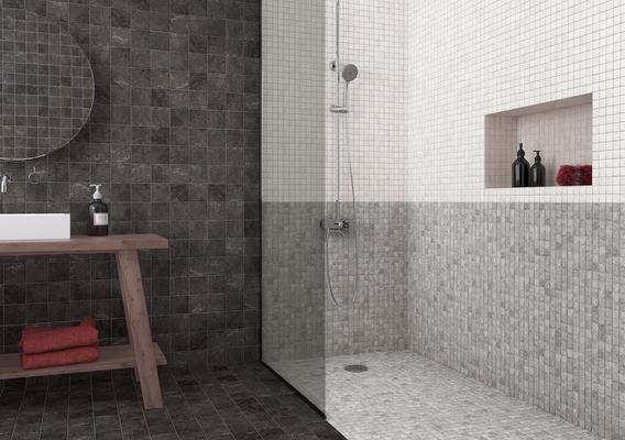 Equipe Ceramicas Alpstone 4 Bathroom Living Room Kitchen