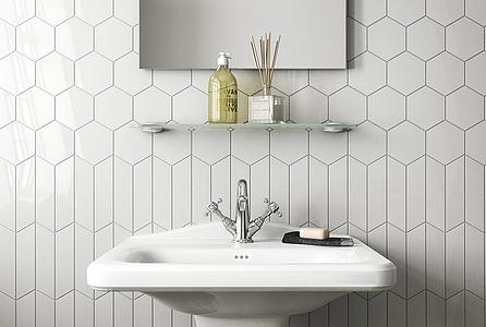 Chevron Wall Ceramic Tiles By Equipe Tile Expert