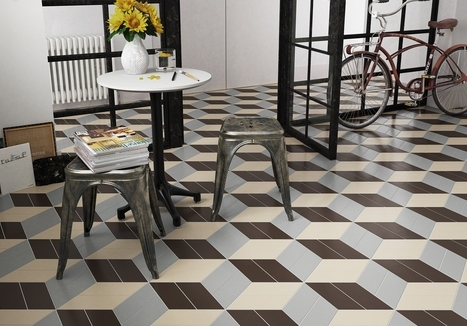 Tile Equipe  Chevron last-collection