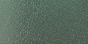 Equipe Ceramicas Crackle 25033_Crackle_esmerald_green_7,5*15_Eq-3 , Bathroom, Kitchen, Public spaces, Ceramic Tile, wall, Glossy surface, Non-rectified edge, Shade variation V3