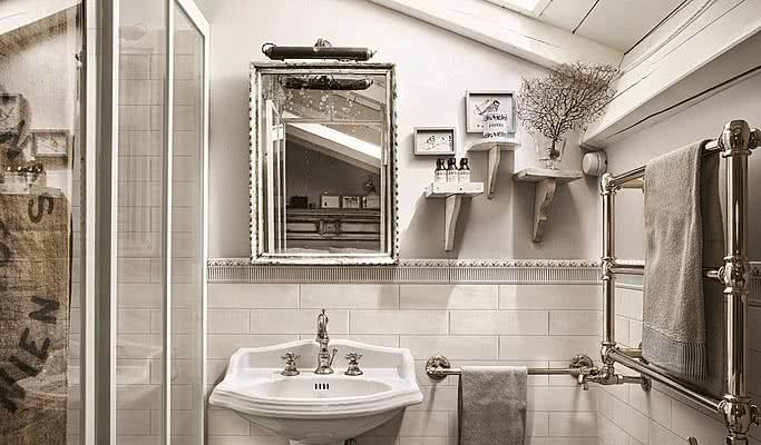 Fap Ceramiche Boston 3 Living Room Bathroom