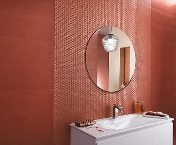 Piastrelle in ceramica color line di fap tile expert