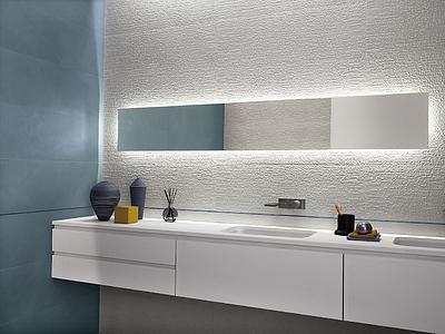 Bagno fap colore bianco collezioni tile expert