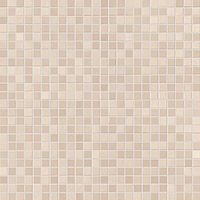 FAP Ceramiche Color Now fMS9_ColorNowBeigeMicromosaico , Bathroom, Public spaces, Kitchen, Ceramic Tile, wall, Matte surface, Rectified edge, non-rectified edge, Shade variation V1