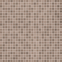 FAP Ceramiche Color Now fMTM_ColorNowFangoMicromosaico , Bathroom, Public spaces, Kitchen, Ceramic Tile, wall, Matte surface, Rectified edge, non-rectified edge, Shade variation V1