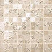 FAP Ceramiche Desert fKID_DesertBeigeMosaico , Living room, Bathroom, Public spaces, Kitchen, Outdoors, Stone effect effect, Glazed porcelain stoneware, Ceramic Tile, wall & floor, Matte surface, Rectified edge, Non-rectified edge, Shade variation V2