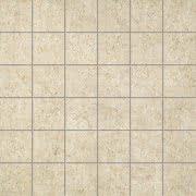 FAP Ceramiche Desert fKKD_DesertGresBeigeMacromosaico , Living room, Bathroom, Public spaces, Kitchen, Outdoors, Stone effect effect, Glazed porcelain stoneware, Ceramic Tile, wall & floor, Matte surface, Rectified edge, Non-rectified edge, Shade variation V2
