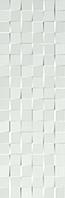FAP Ceramiche Lumina fLMV_Lumina75SquareMattWhite , Bathroom, Kitchen, Public spaces, Living room, 3D effect effect, Unicolor, Ceramic Tile, wall, Matte surface, Glossy surface, Rectified edge, non-rectified edge, Shade variation V1