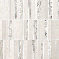 FAP Ceramiche Meltin fKSN_MeltinTrattoCalceMosaico , Living room, Kitchen, Bathroom, Concrete effect effect, 3D effect effect, Fabric (wallpaper) effect effect, Ceramic Tile, wall, Matte surface, Rectified edge, non-rectified edge, Shade variation V1