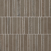 FAP Ceramiche Meltin fKSQ_MeltinTrattoTerraMosaico , Living room, Kitchen, Bathroom, Concrete effect effect, 3D effect effect, Fabric (wallpaper) effect effect, Ceramic Tile, wall, Matte surface, Rectified edge, non-rectified edge, Shade variation V1