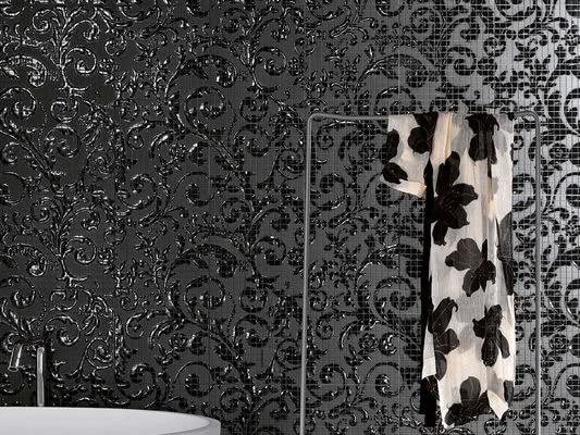 mosaici dark side by fap tile expert distributor of italian and spanish tiles to the uk. Black Bedroom Furniture Sets. Home Design Ideas