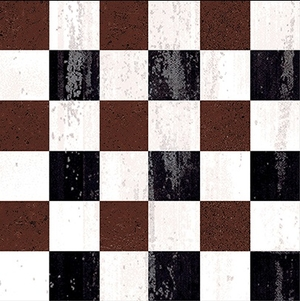 Ceramica Fioranese Cementine 20 IND20C5_Cementina_5 , Kitchen, Bathroom, Designer style style, Patchwork style style, Silvia Stanzani, Faux encaustic tile effect, PEI IV, Glazed porcelain stoneware, wall & floor, Matte surface, Rectified edge, Shade variation V2, V4