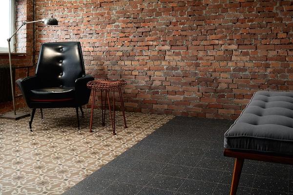 Cementine Retro Porcelain Tiles By Fioranese Tile Expert