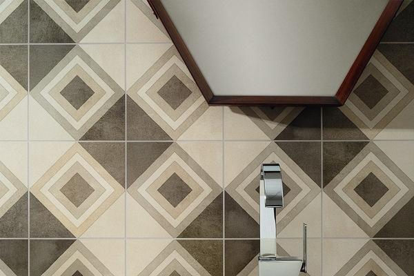 Cementine Retro Porcelain Tiles By Fioranese Tile Expert