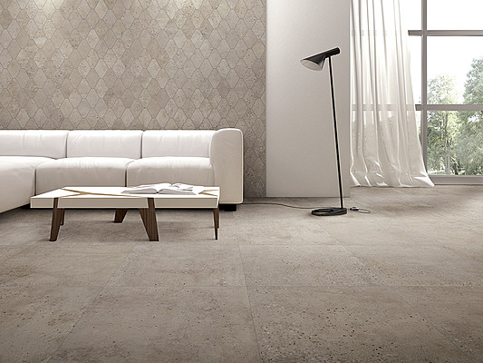 Concrete Porcelain Tiles By Fioranese Tile Distributor Of