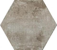 Ceramica Fioranese Heritage HE203EX_Exagona , Bathroom, Outdoors, Designer style style, Silvia Stanzani, Terracotta effect effect, PEI IV, Glazed porcelain stoneware, wall & floor, Matte surface, Slip-resistance R11, non-rectified edge, Shade variation V4