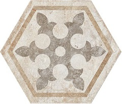 Ceramica Fioranese Heritage HET1EX , Bathroom, Outdoors, Designer style style, Silvia Stanzani, Terracotta effect effect, PEI IV, Glazed porcelain stoneware, wall & floor, Matte surface, Slip-resistance R11, non-rectified edge, Shade variation V4