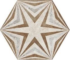 Ceramica Fioranese Heritage HET3EX , Bathroom, Outdoors, Designer style style, Silvia Stanzani, Terracotta effect effect, PEI IV, Glazed porcelain stoneware, wall & floor, Matte surface, Slip-resistance R11, non-rectified edge, Shade variation V4