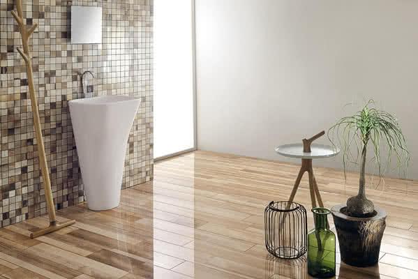 Piastrelle in gres porcellanato urban wood di fioranese tile