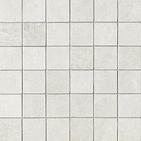 Flaviker Ceramiche Urban Concrete Flp Ucmo101_Uc.WhiteMos.5X5Rt.30X30 , Living room, Public spaces, Bathroom, Kitchen, Concrete effect effect, Avant-garde style style, Unglazed porcelain stoneware, Glazed porcelain stoneware, wall & floor, Matte surface, Rectified edge, non-rectified edge