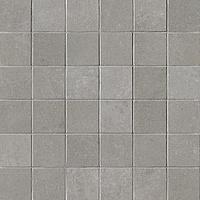 Flaviker Ceramiche Urban Concrete Flp Ucmo221_Uc.SmokeMos.5X5Rt.30X30 , Living room, Public spaces, Bathroom, Kitchen, Concrete effect effect, Avant-garde style style, Unglazed porcelain stoneware, Glazed porcelain stoneware, wall & floor, Matte surface, Rectified edge, non-rectified edge