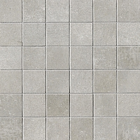 Flaviker Ceramiche Urban Concrete Flp Ucmo401_Uc.FogMos.5X5Rt.30X30 , Living room, Public spaces, Bathroom, Kitchen, Concrete effect effect, Avant-garde style style, Unglazed porcelain stoneware, Glazed porcelain stoneware, wall & floor, Matte surface, Rectified edge, non-rectified edge