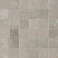 Flaviker Ceramiche Urban Concrete Flp Ucmo441_Uc.NutMos.5X5Rt.30X30 , Living room, Public spaces, Bathroom, Kitchen, Concrete effect effect, Avant-garde style style, Unglazed porcelain stoneware, Glazed porcelain stoneware, wall & floor, Matte surface, Rectified edge, non-rectified edge