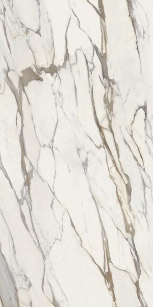 Ceramica Fondovalle Infinito 2.0 INF501_Infinito2.0CalacattaGoldGlossy160*320 , Séjour, Salle de bain, Cuisine, Espace public, Chambre à coucher, Effet effet pierre, style Style patchwork, style Style moderne, Grès cérame non-émaillé, revêtement mur et sol, Bord rectifié, Grès cérame de faible épaisseur, Surface polie, Variation de nuances V2