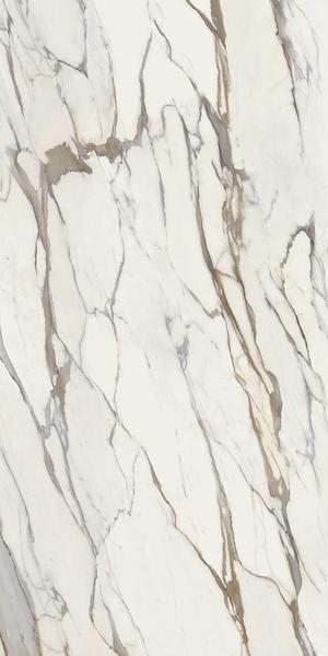 Ceramica Fondovalle Infinito 2.0 INF524_Infinito2.0CalacattaGoldGlossy60*120 , Séjour, Salle de bain, Cuisine, Espace public, Chambre à coucher, Effet effet pierre, style Style patchwork, style Style moderne, Grès cérame non-émaillé, revêtement mur et sol, Bord rectifié, Grès cérame de faible épaisseur, Surface polie, Variation de nuances V2