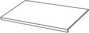 Ceramica Fondovalle Infinito 2.0 INF595_Infinito2.0GradinoLineareLincolnHoned_33*120*5 , Séjour, Salle de bain, Cuisine, Espace public, Chambre à coucher, Effet effet pierre, style Style patchwork, style Style moderne, Grès cérame non-émaillé, revêtement mur et sol, Bord rectifié, Grès cérame de faible épaisseur, Surface polie, Variation de nuances V2