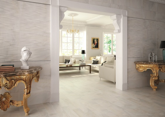 Afores Dubai 2 Bathroom Living Room Art Deco Style