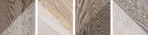 Gayafores Melange Taco Melange Natural_16,5x16,5 , Bathroom, Wood effect effect, Glazed porcelain stoneware, wall & floor, Matte surface, non-rectified edge