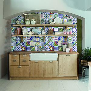 Macrame 24 vietri di giovanni de maio tile expert rivenditore di piastrelle in italia - Piastrelle cucina vietri ...
