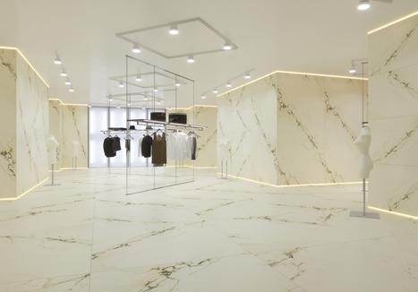 Tile Graniti Fiandre Imperial White