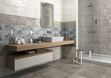Piastrelle in ceramica be unique di herberia tile expert