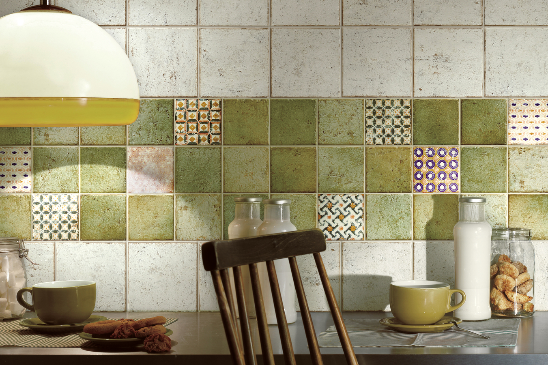 Piastrelle in ceramica mistral di herberia tile expert
