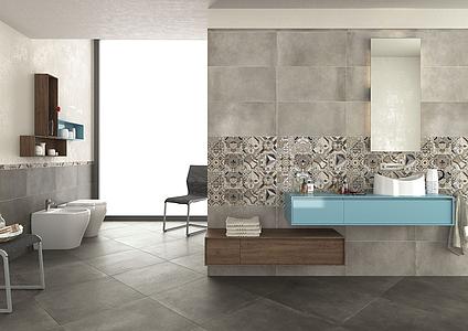 Piastrelle in gres porcellanato timeless di herberia tile for Piastrelle 60x60 antracite
