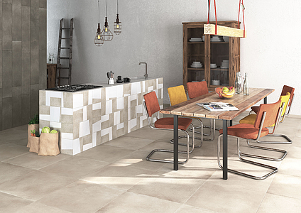 Piastrelle in gres porcellanato timeless di herberia. tile.expert