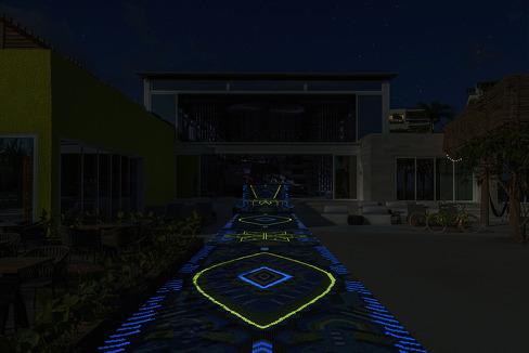 Tile Hisbalit Starlight