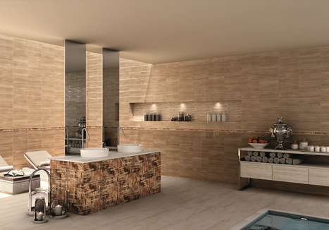 Tile Il Cavallino Wall Wood last-collection