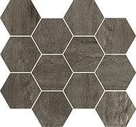Imola Ceramica Creative Concrete Mk.creaconDg , Living room, Public spaces, Concrete effect effect, Boiserie style style, Unglazed porcelain stoneware, wall & floor, Slip-resistance R10, R11, Matte surface, Rectified edge, non-rectified edge, Shade variation V2