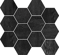 Imola Ceramica Creative Concrete Mk.creaconN , Living room, Public spaces, Concrete effect effect, Boiserie style style, Unglazed porcelain stoneware, wall & floor, Slip-resistance R10, R11, Matte surface, Rectified edge, non-rectified edge, Shade variation V2