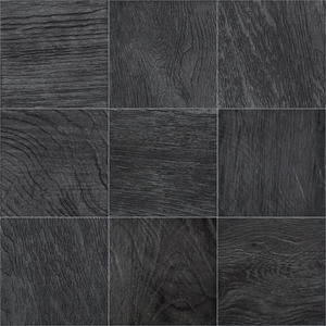 Imso Ceramiche Ecotimber E383MP-SR_ECOTIMBER MP383 CAVE S/R 10X10 , Kitchen, Bathroom, Wood effect effect, Glazed porcelain stoneware, wall & floor, Matte surface, non-rectified edge, Shade variation V4