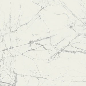 Inalco Ceramica Syros Syros Super Blanco-Gris Natural 150 x 150 , Bathroom, Stone effect effect, Slim porcelain stoneware, wall & floor, Polished surface, Matte surface, Rectified edge